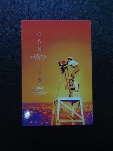 カンヌ映画祭ポスター