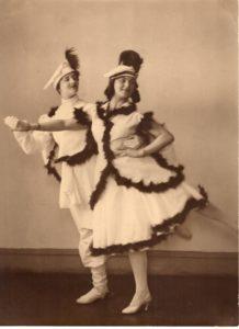 エリアナ・パヴロバ、ナデジダ・パヴロバ姉妹