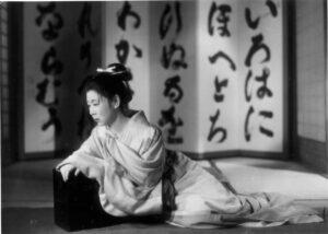 上映作品西鶴一代女